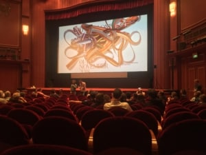 """#TIFF59 Day two: """"The Rainbow Experiment"""" and """"Chained for Life"""""""
